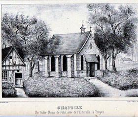 Chapelle de Notre-Dame-de-l'Echerelle
