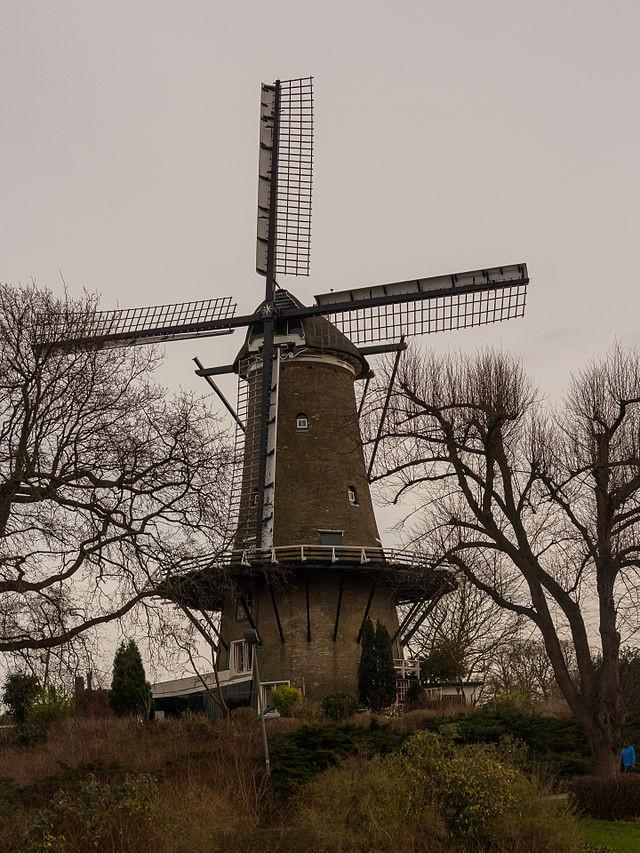 Windmill: De Groot of de Molen van Piet