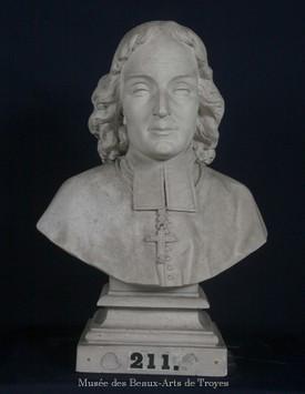Son Buste au musée de Troyes