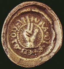 Contre sceau Nicolas de Brie