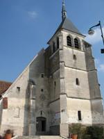 Eglise de Sainte-Maure