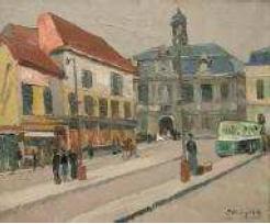 Hôtel de ville 1957