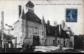 Saint Benoit sur Vanne