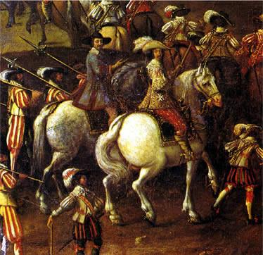 Visite de Louis XII