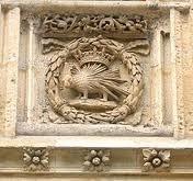 Porc-épic emblême de Louis XII