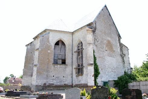 Eglise Saint Loup à THUISY