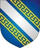Armes de Henri II comte de Champagne (d'où le blason de Troyes)