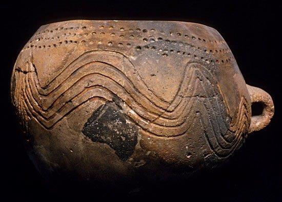 Poterie néolithique