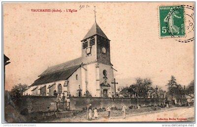 Eglise de Vauchassis