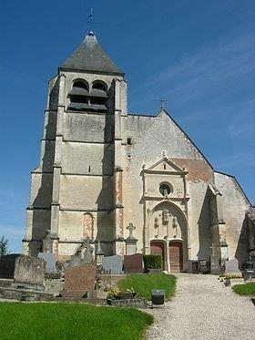 Eglise de Rosnay l'hôpital