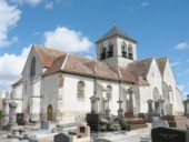 Eglise de Rilly Ste Syre