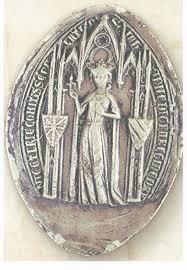 Sceau de Jeanne de Navarre