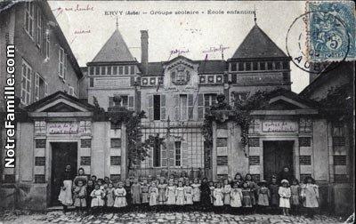 Ecole d'Ervy-le-Chatel
