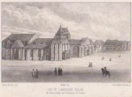 Eglise Notre Dame aux Nonnains
