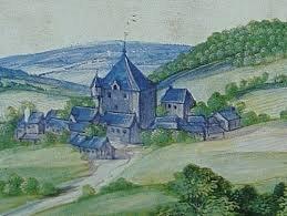Maison seigneuriale fortifiée