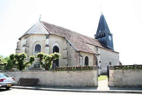 Saint Léger sous Brienne