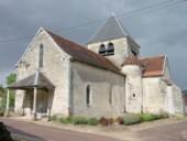 Eglise de Balnot sur Laigne