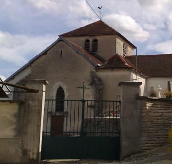 Eglise de Plaine St Lange