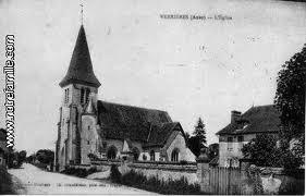 Eglise de Verriére