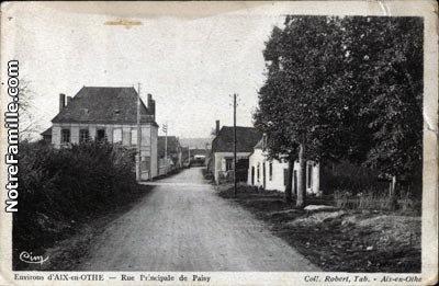 Paisy-Cosdon