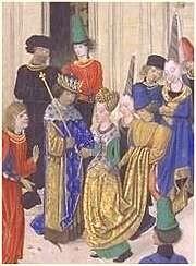 Mariage de Henri V à Saint-Jean