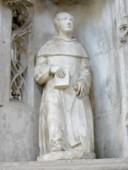 St Fiacre en l'église de la Madeleine
