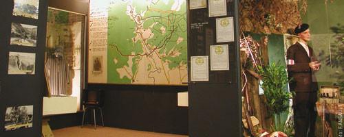 Musée de Mussy sur Seine