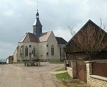 Eglise de Cussangy