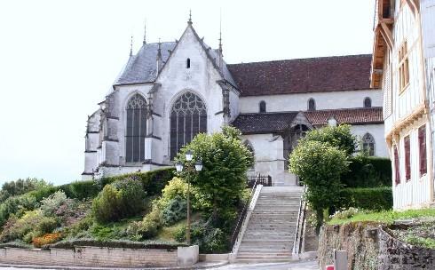 Eglise St Georges à Chavanges
