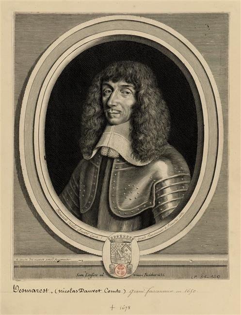 Nicolas Dauvet Desmarets