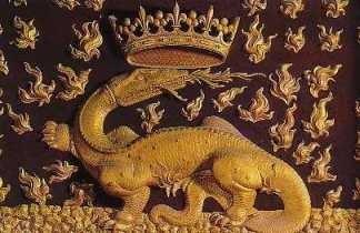 Hermines emblême de Claude de France