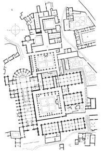 Eglise abbatiale de Clairvaux