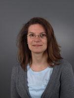 Die Leitung der Nachhilfeschule in Bamberg: Johanna Weyrauther