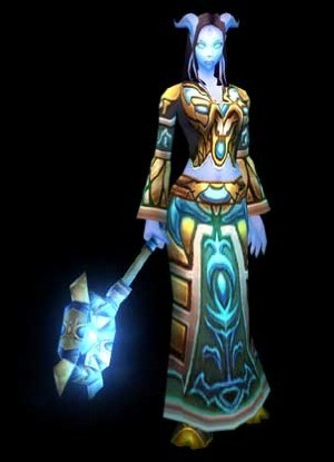 Avatar aus WORLD of WARCRAFT