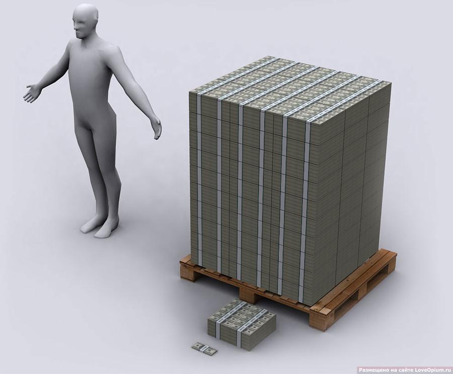США доллар