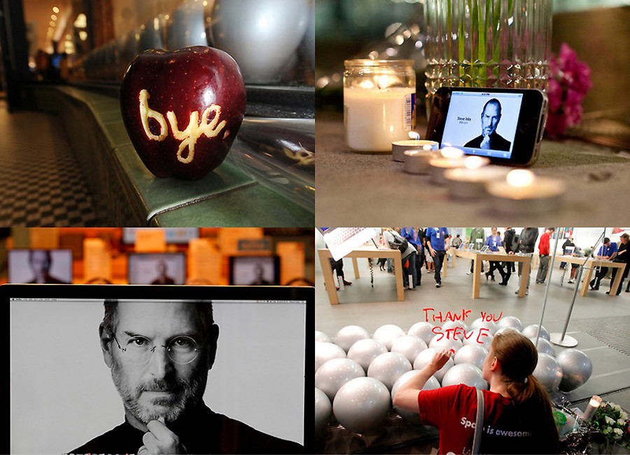 смерть Стива Джобса