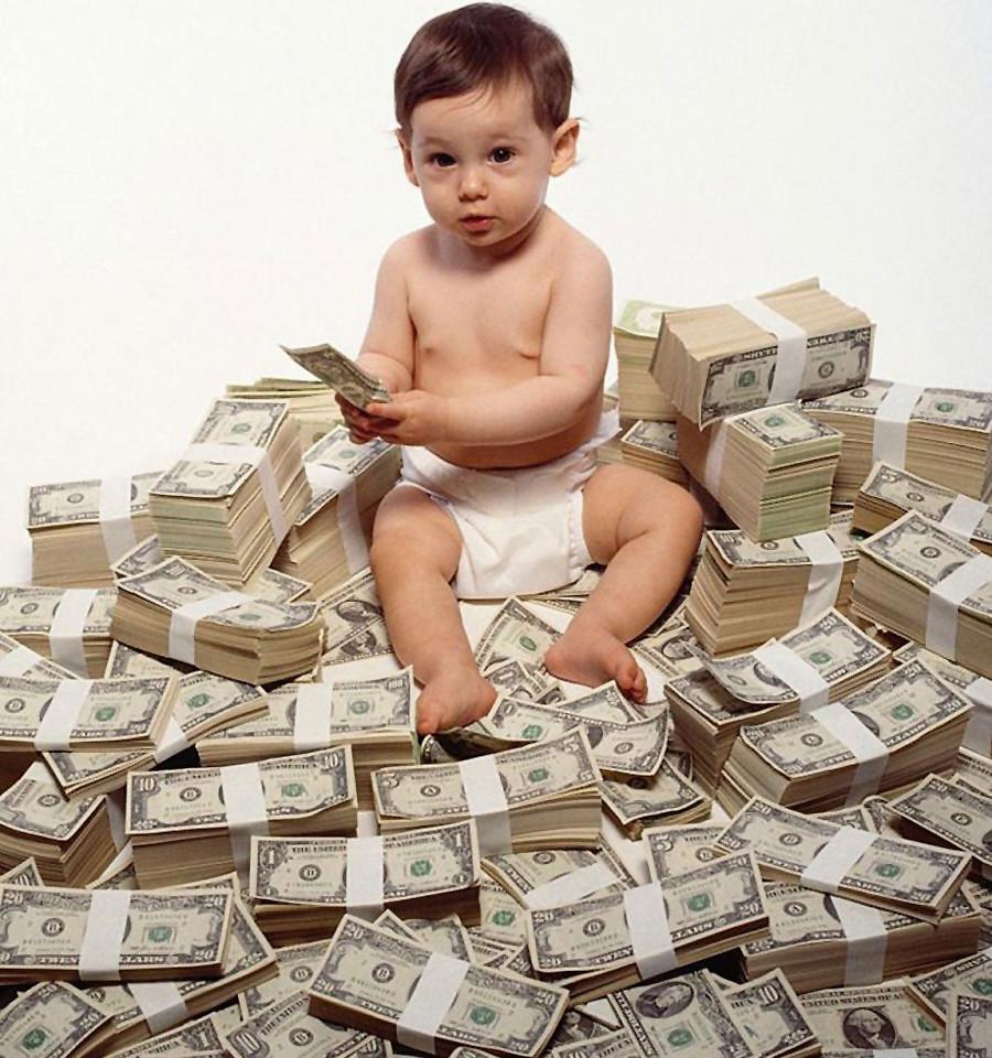 деньги политика дети наследство