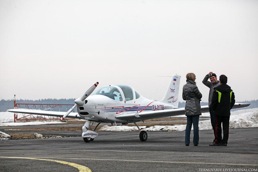 собственный самолет