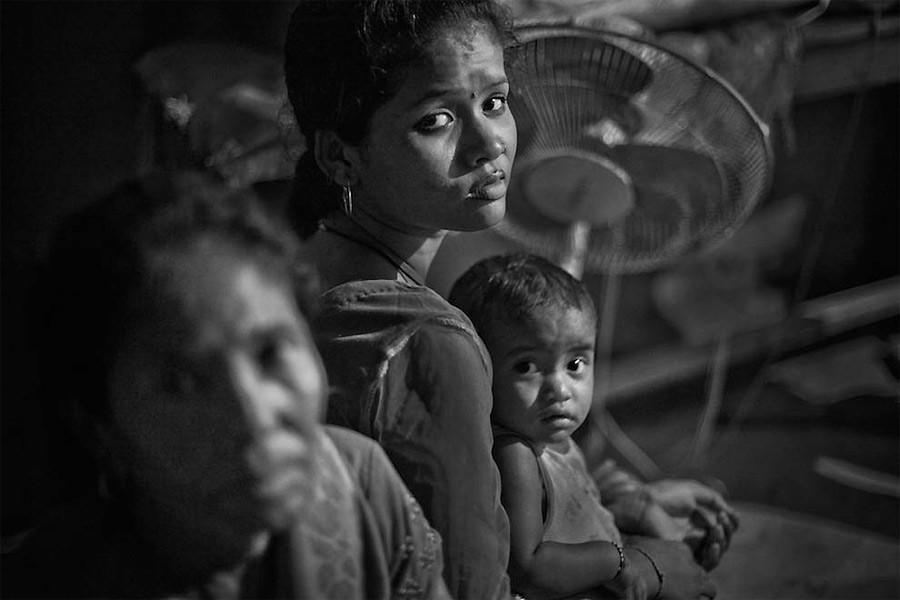 Непальские «неприкасаемые» женщины