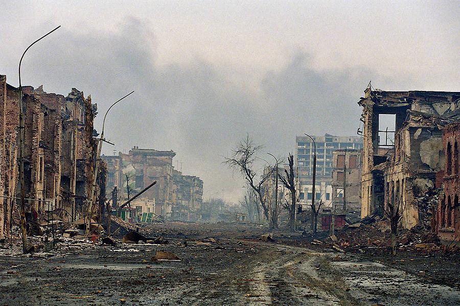 Чечня Дмитрия Белякова