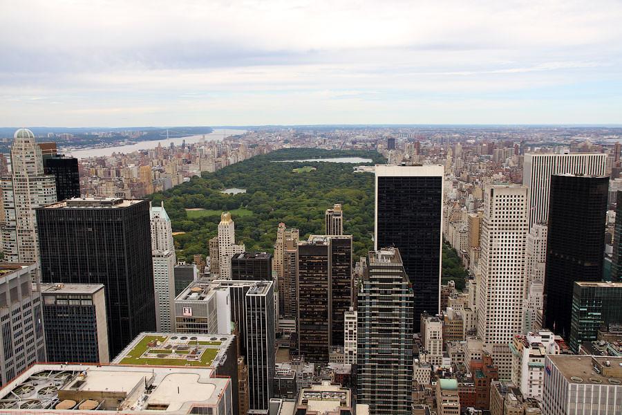 Нью-Йорк (New York) Центральный парк