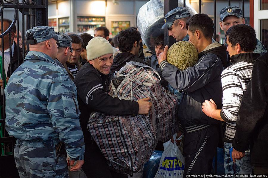 Москва-Душанбе