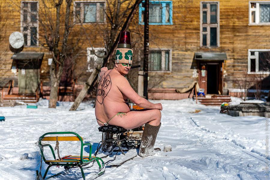 Андрей Христофоров, Древарх-Просветленный