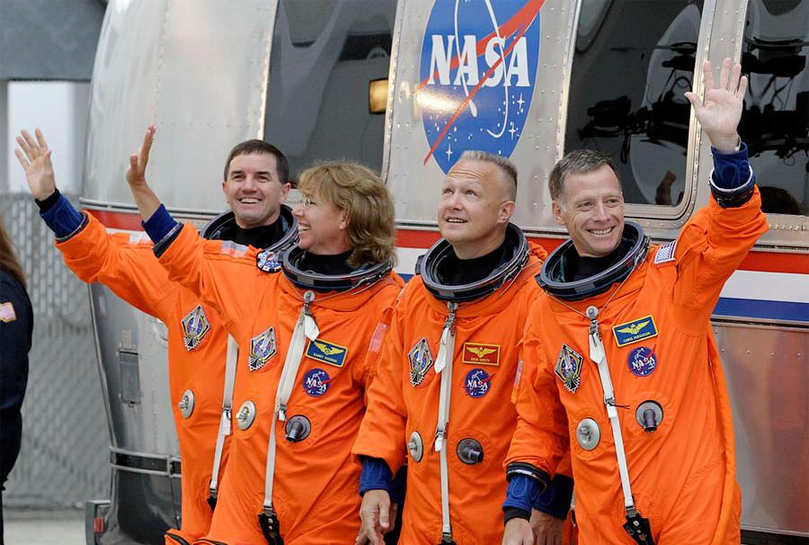 шаттл Атлантис НАСА