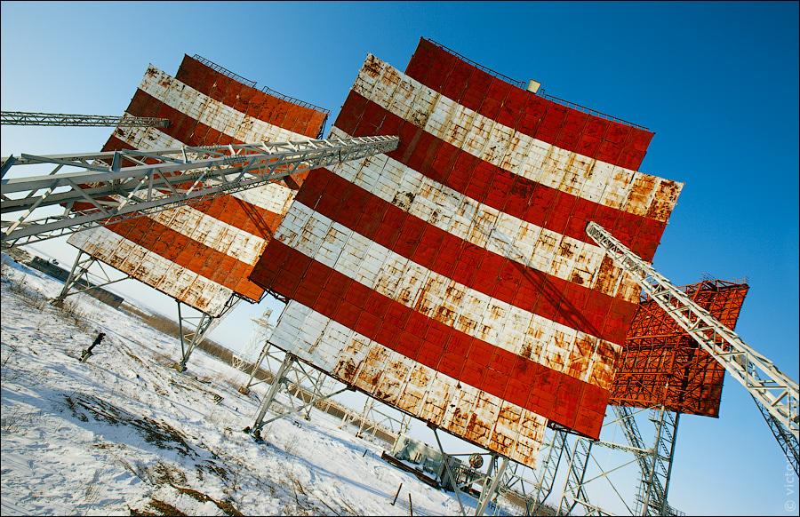 Тропосферная радиорелейная линия связи «Север»