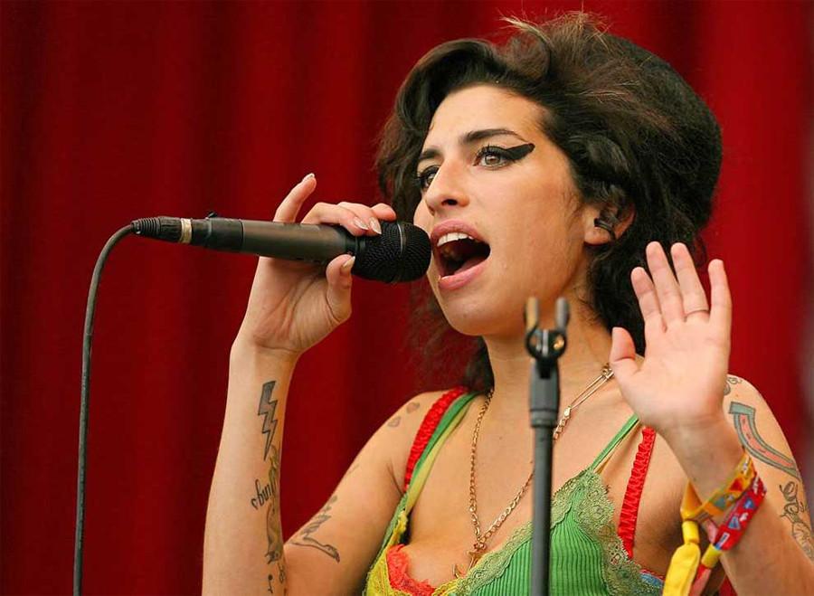 певица, Amy Winehouse Эми Уайнхаус
