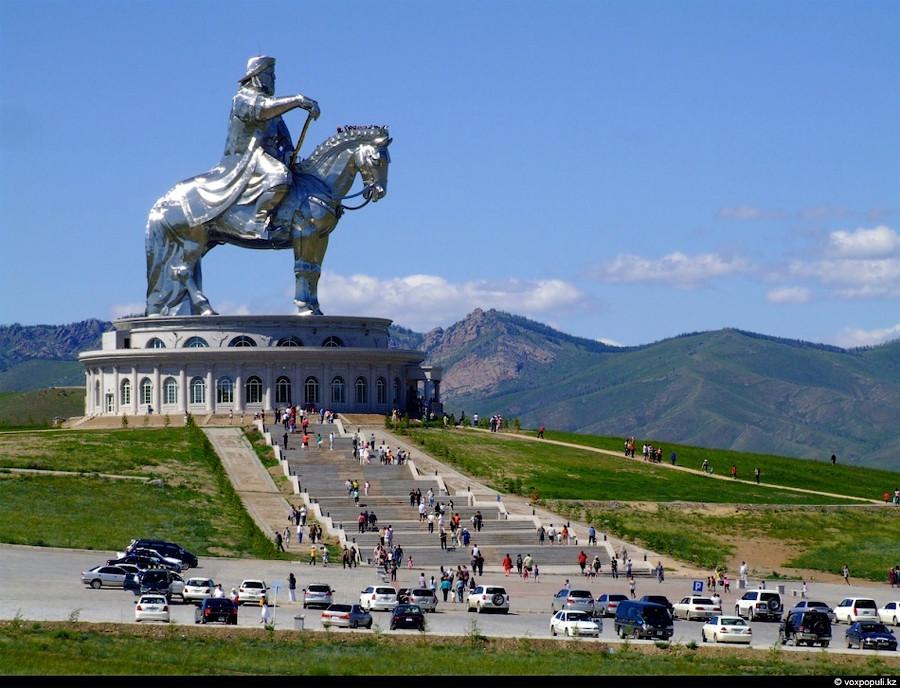 Чингисхан Монголия
