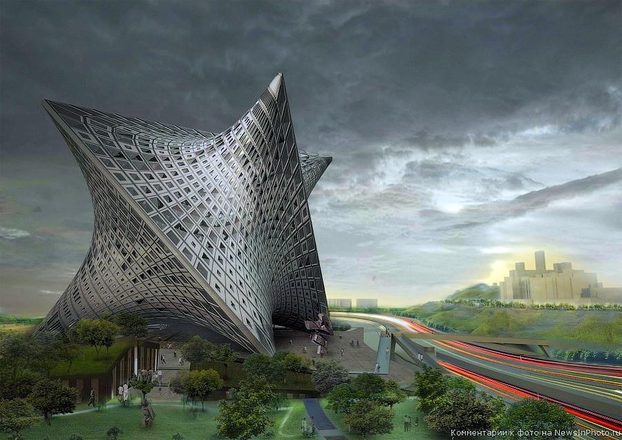 Музей искусства в Тайпее