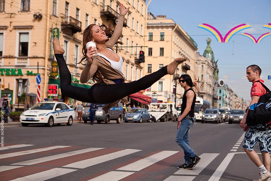 Dance-Petersburg танцы танец балет Виталий Соколовский