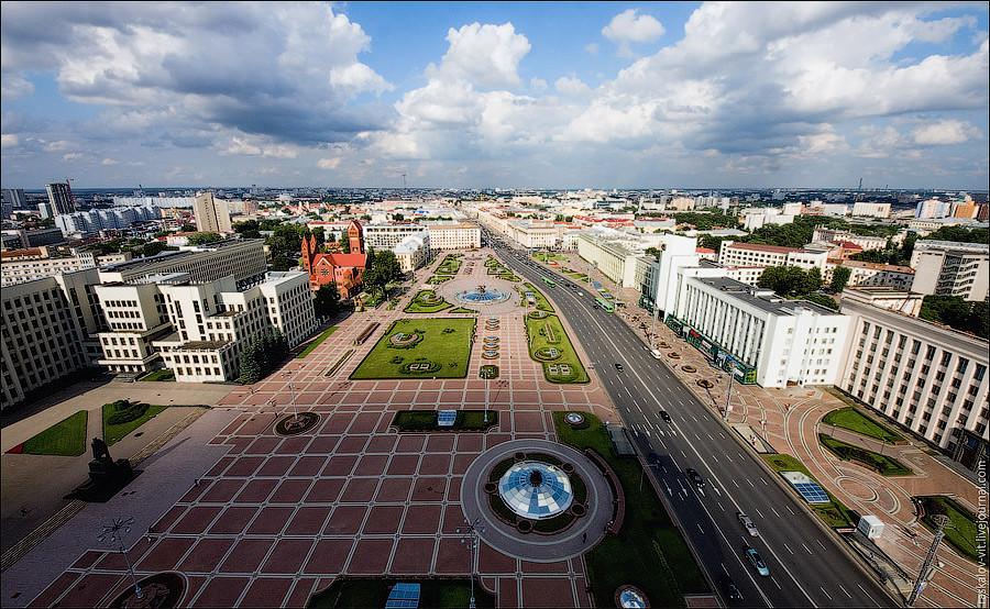 Минск Беларуссия